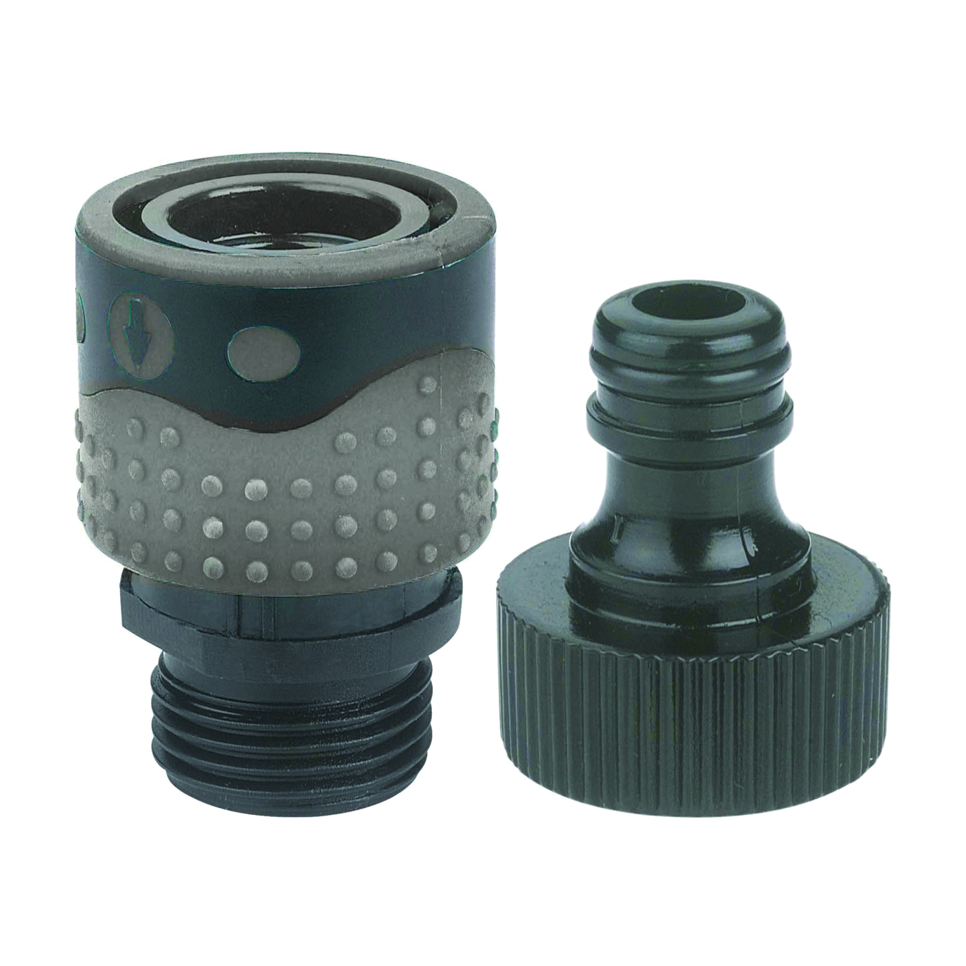 Picture of Gilmour 839004-1001 Faucet Quick Connector Set, Polymer