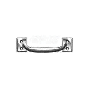 Picture of Schlage SP026A3 Sash Lift, 4 in L Handle, Aluminum, Brass