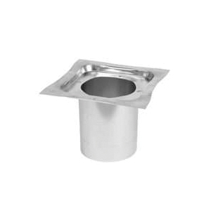 Picture of SELKIRK 208465 Firestop/Joist Shield, 8 in, Stainless Steel