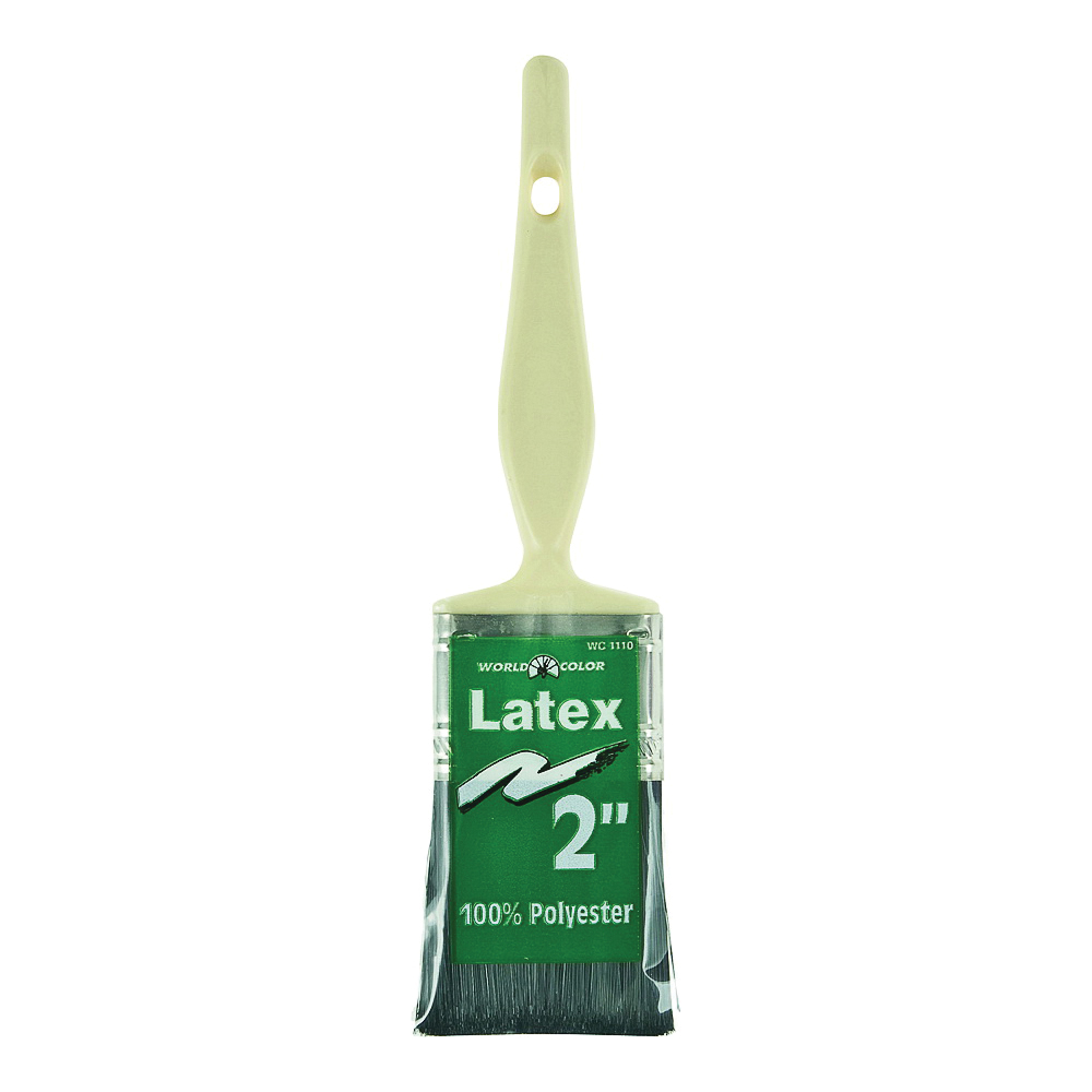 Picture of Linzer 1110-2 Paint Brush, 2 in W, 2 in L Bristle, Varnish Handle