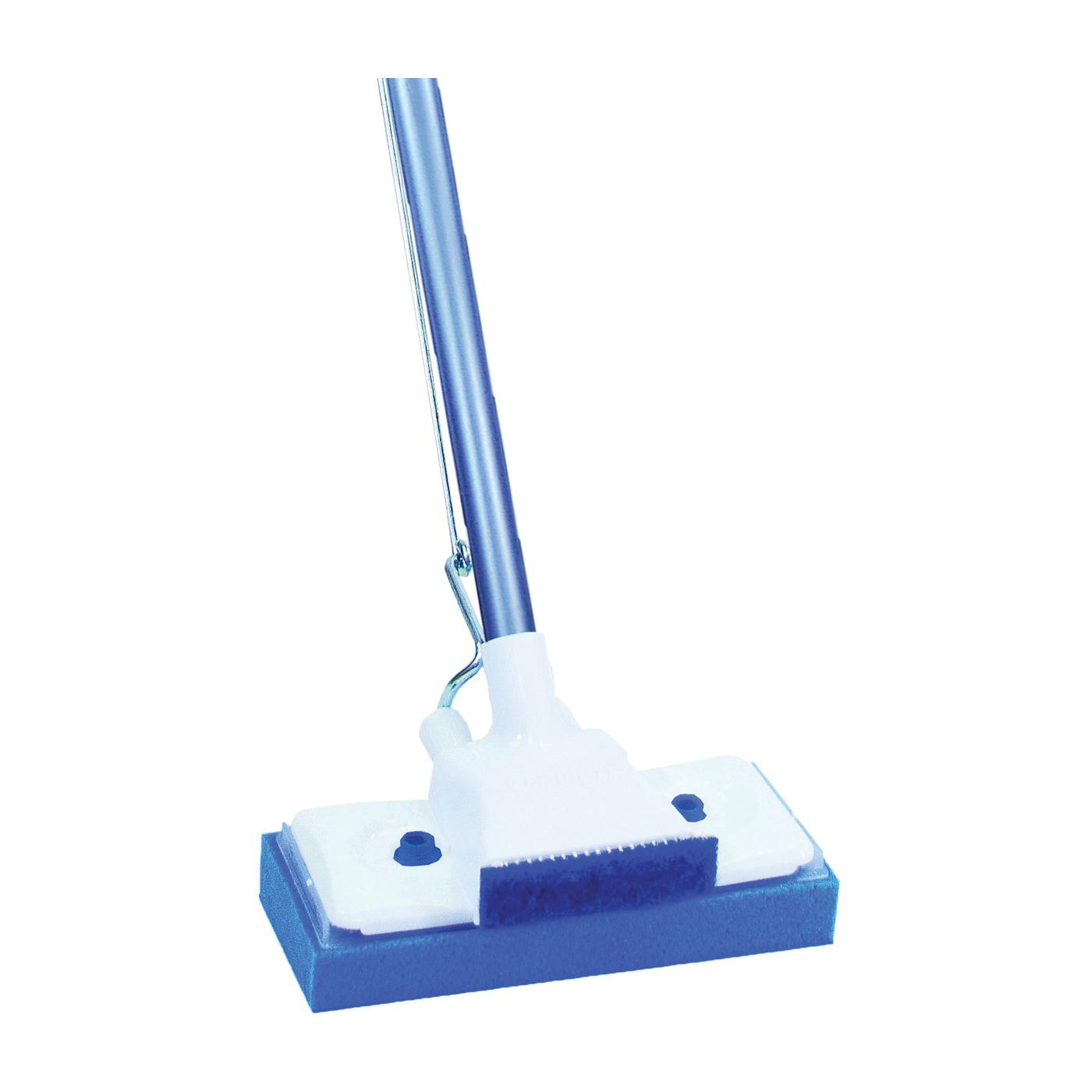 Picture of Quickie 047MB-4 Sponge Mop, Cellulose Sponge Mop Head, Steel Handle