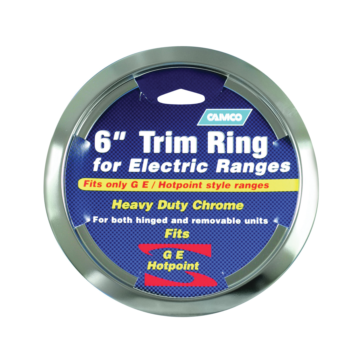 Picture of CAMCO 00303 Trim Ring, 6 in Dia, Chrome