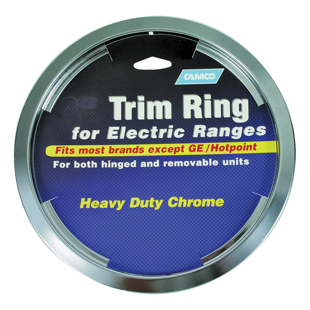 Picture of CAMCO 00353 Trim Ring, 8 in Dia, Chrome
