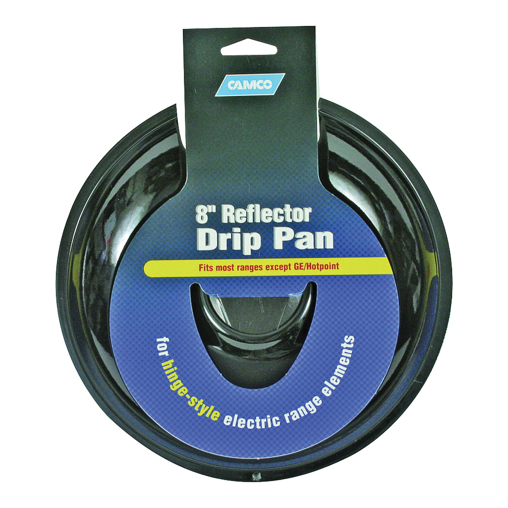Picture of CAMCO 00473 Drip Pan, 8 in Dia
