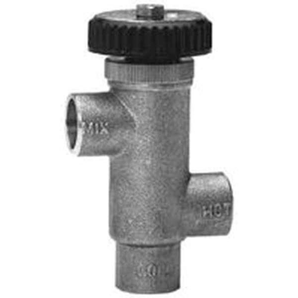Picture of Watts LF70A-F Tempering Valve, Hot Water Extender, Brass, For: Domestic Water Supply Systems