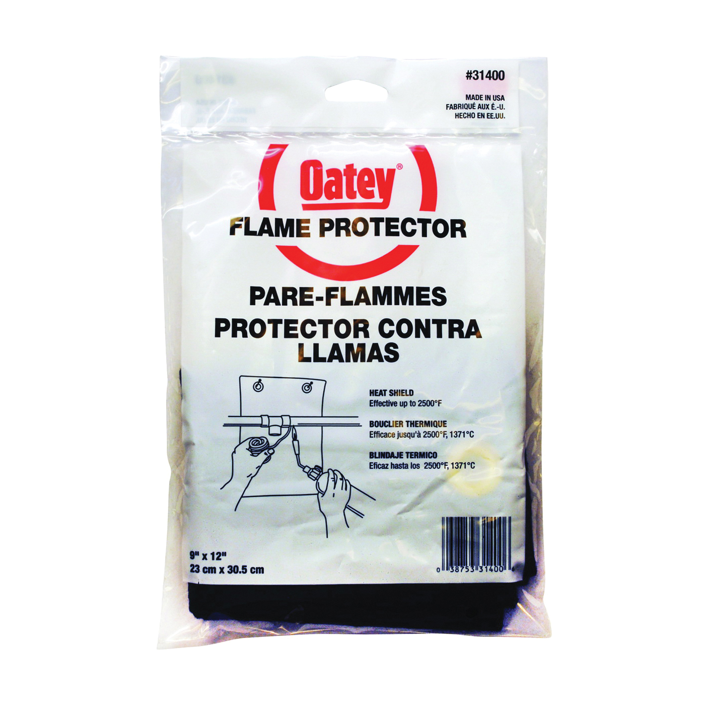 Picture of Oatey 31400 Flame Protector