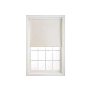 Picture of LEVOLOR SRSMWF5506603D Window Shade, 66 in L, 55 in W, 1-Ply, Vinyl, Cream