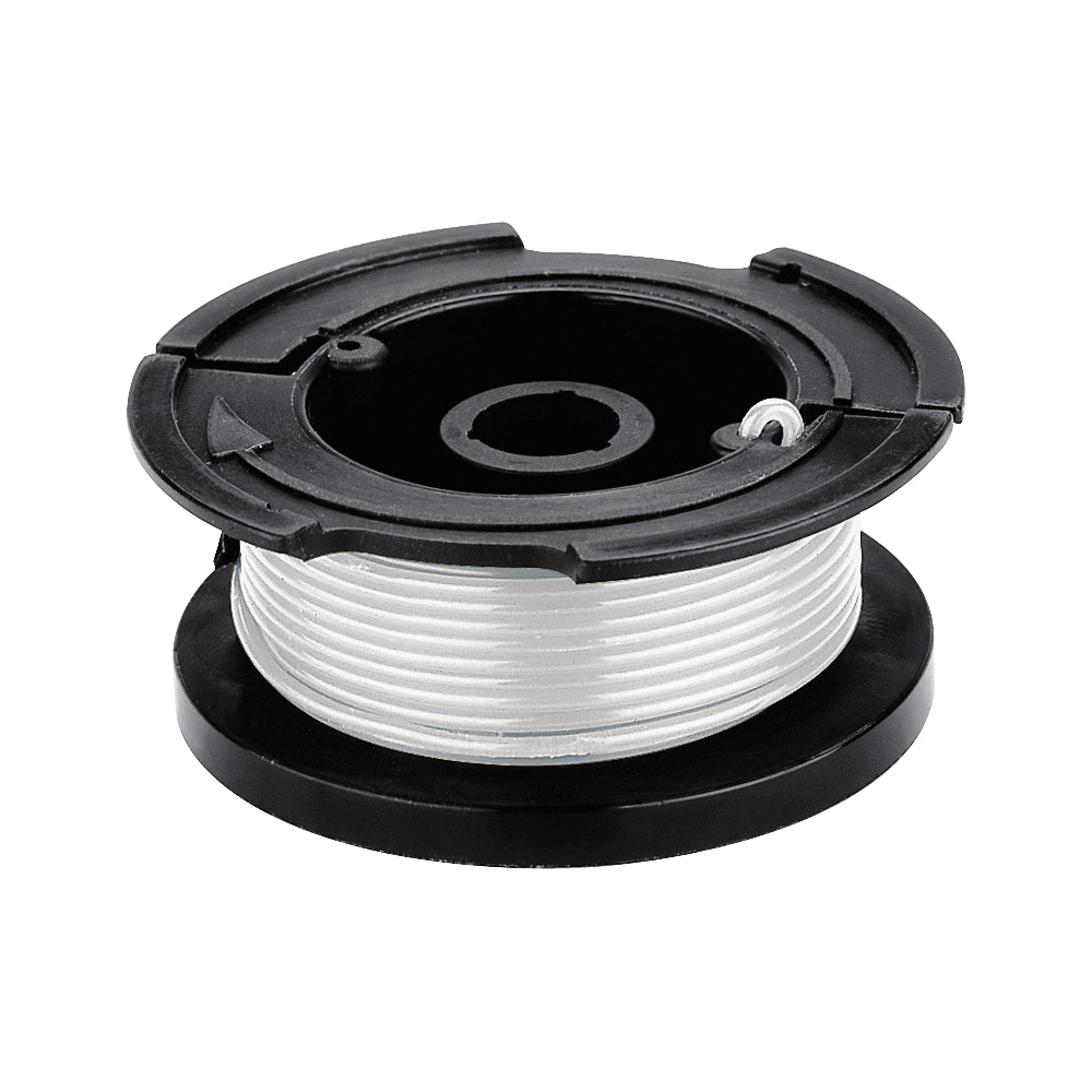 Picture of Black+Decker AF-100 Auto-Feed Spool, 0.065 in Dia, 30 ft L, White