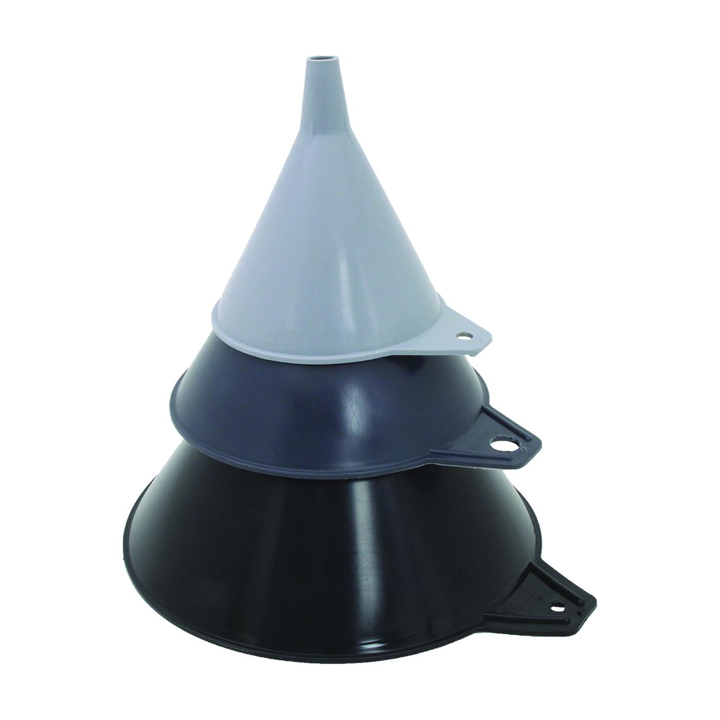 Picture of FloTool 05068 Funnel Set, High-Density Polyethylene