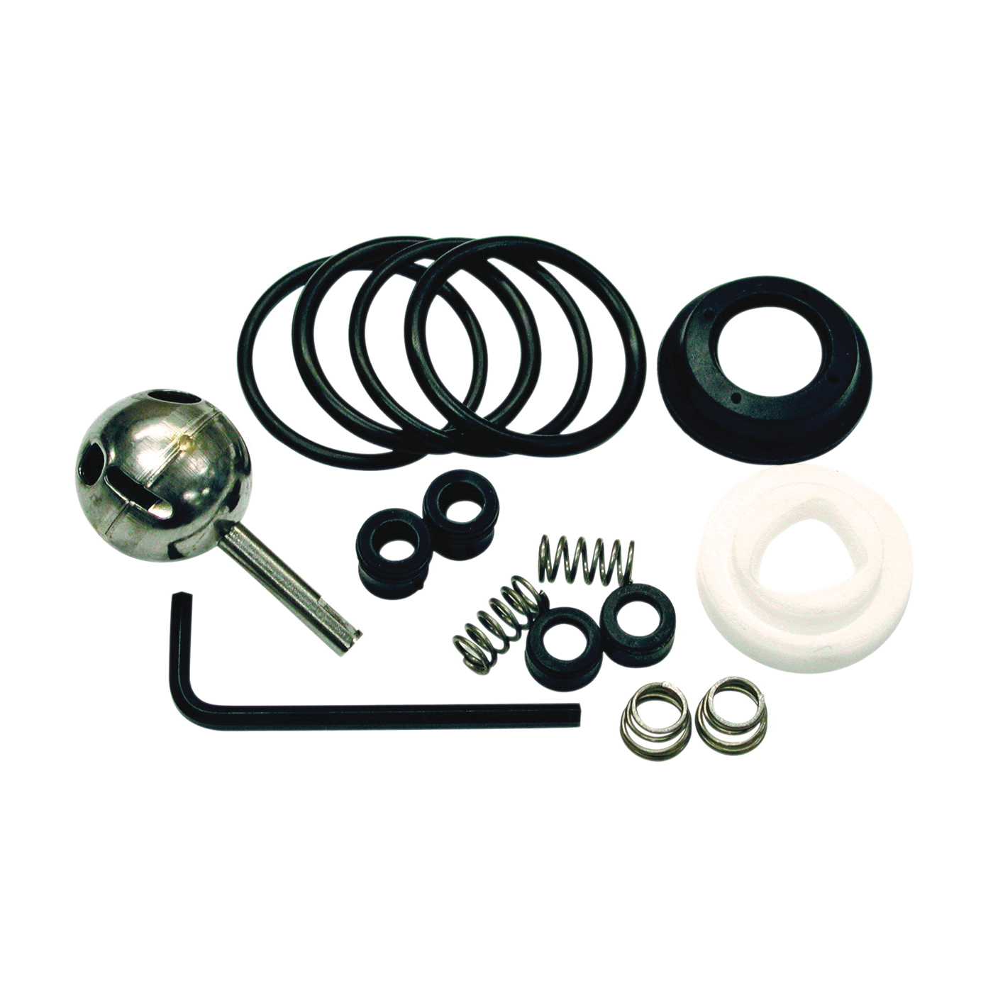 Picture of Danco 86970 Cartridge Repair Kit, Brass/Plastic/Rubber/Steel, For: Delta Single-Handle Faucets
