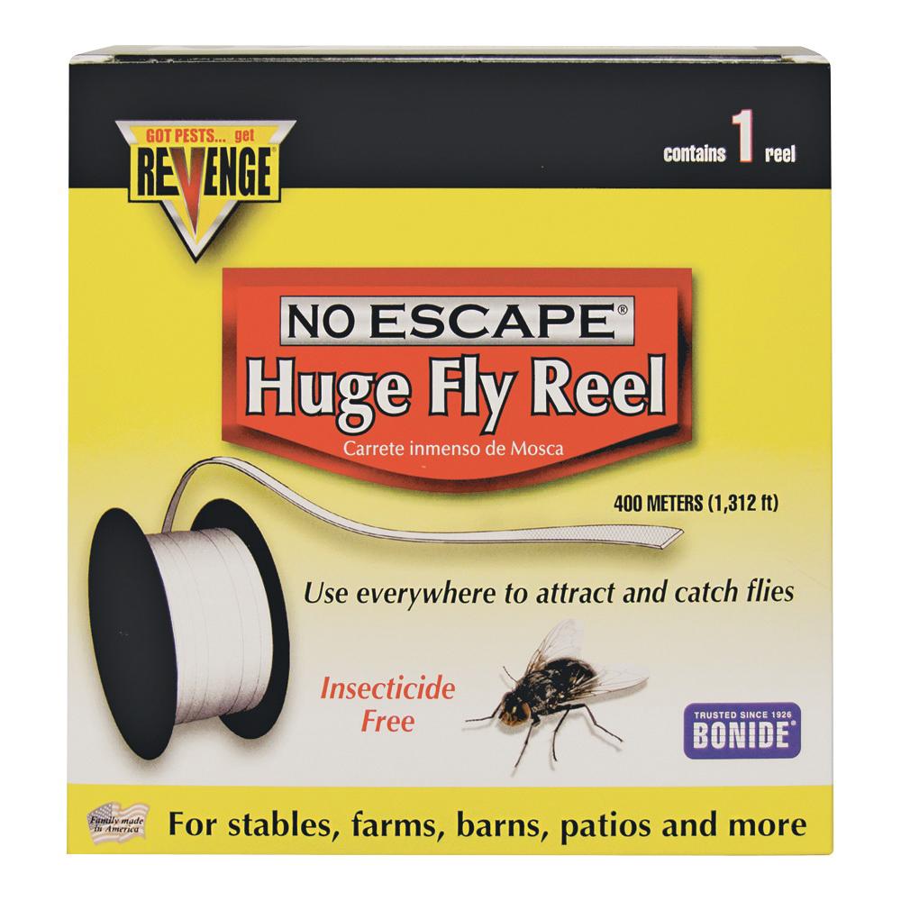 Picture of Bonide 46140 Huge Fly Tape Reel, Solid, 1 Package, Pack