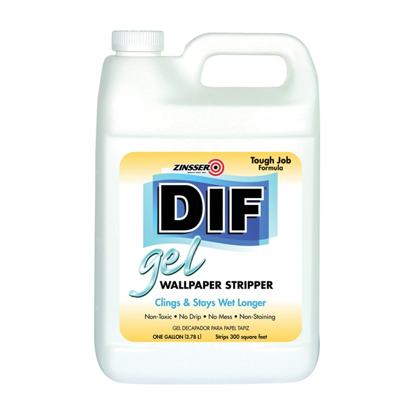Picture of ZINSSER DIF 02431 Wallpaper Stripper, Liquid, 1 gal Package