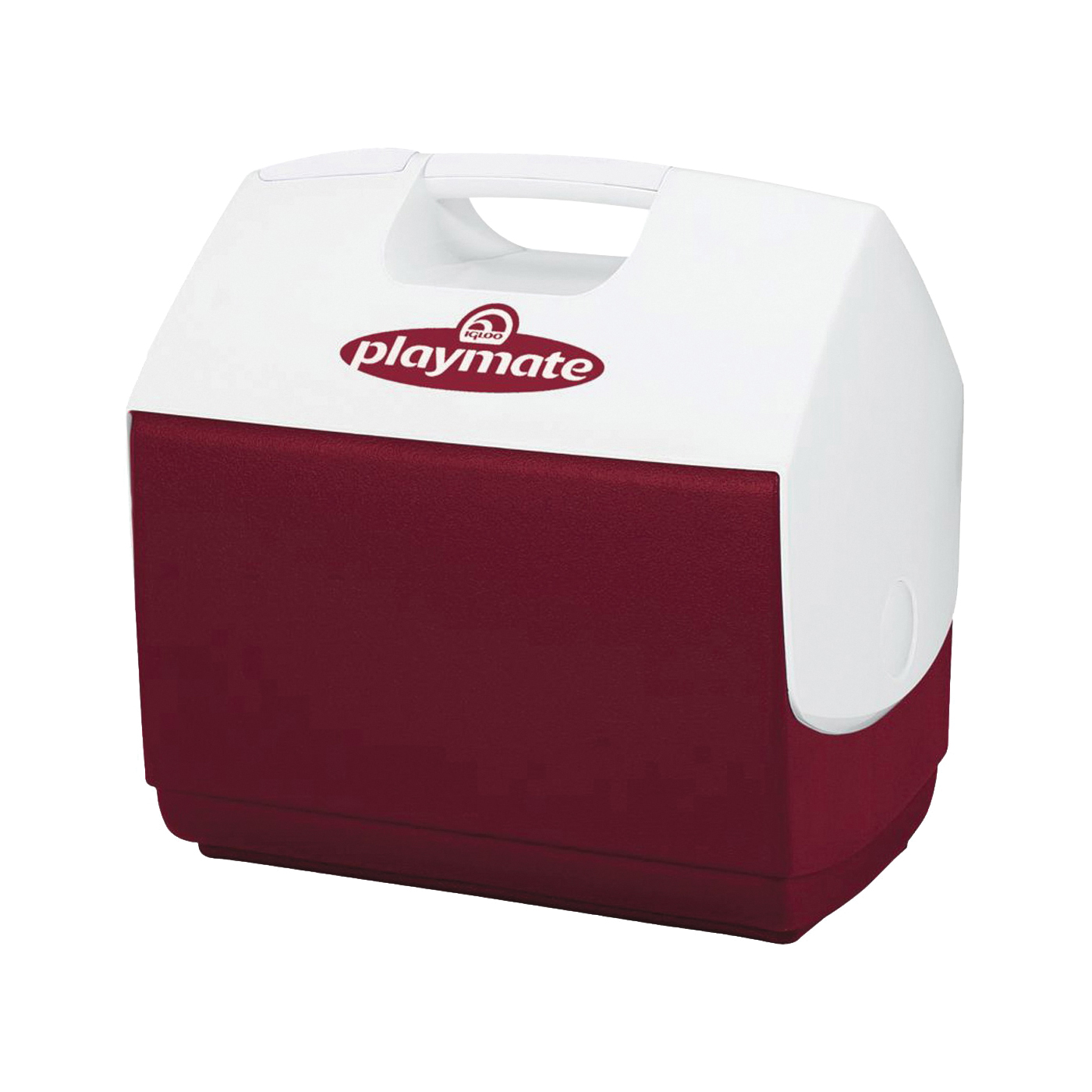 Picture of IGLOO 00043362 Cooler, 16 qt Cooler, HDPE, Diablo Red/White