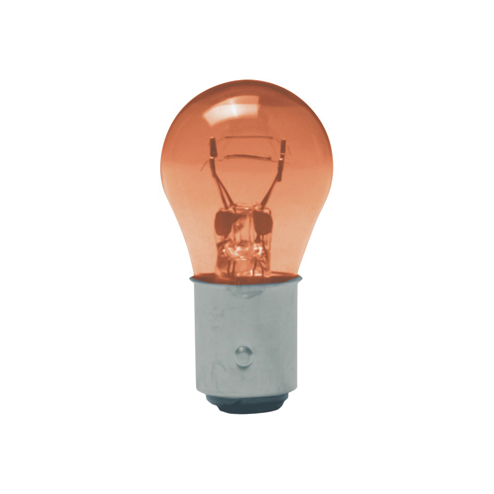 Picture of EIKO 2057A-2BP Lamp, 12.8/14 V, S8 Lamp, Double Contact Base