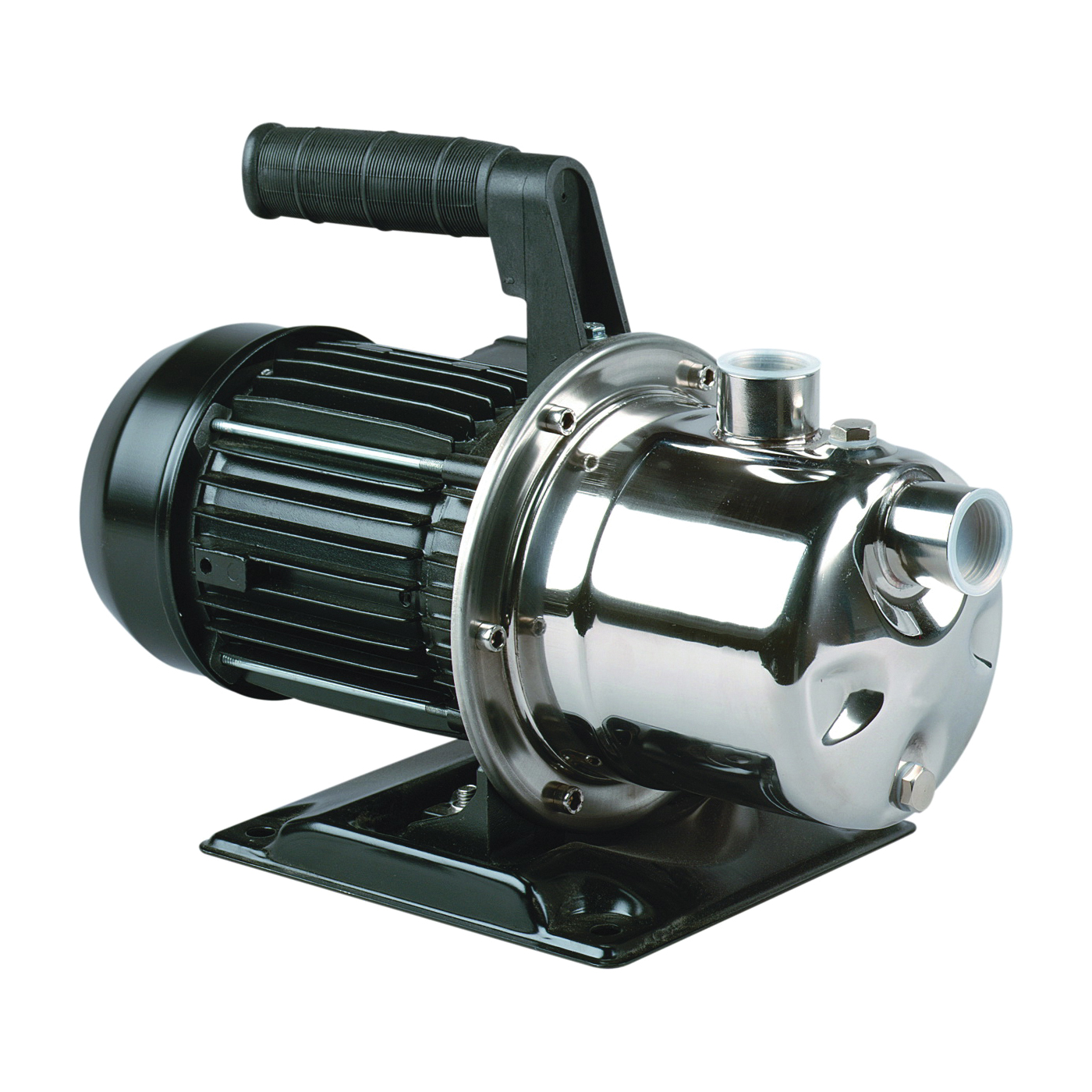 Picture of Sta-Rite Simer 2825SS Utility Pump, 1-Phase, 9.8 A, 115 V, 1 hp, 1 in Outlet, 10 gpm, Stainless Steel
