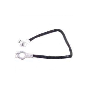 Picture of CCI Maximum Energy 42-4L Battery Cable with Lead Wire, 4 AWG Wire, Black Sheath