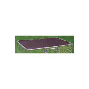 Picture of Stephens Pipe & Steel DKTB10608 Kennel Shade Top, Modular, Polypropylene
