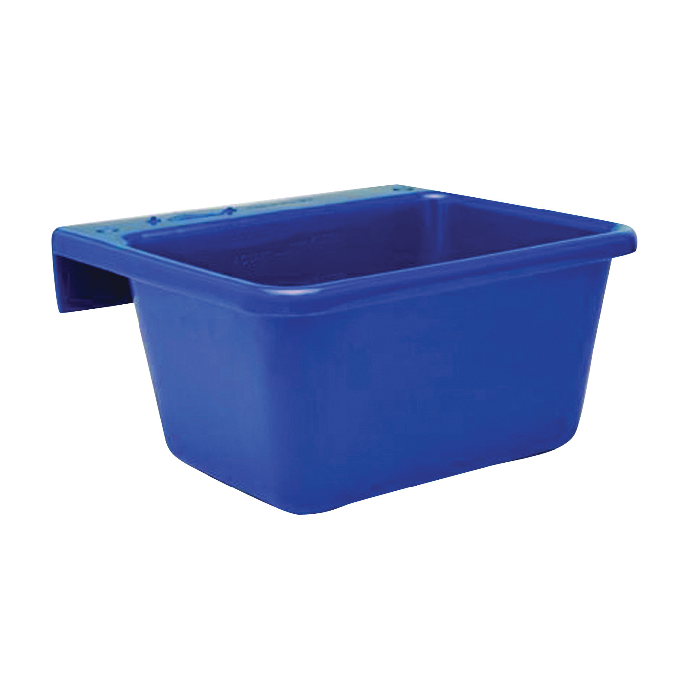 Picture of FORTEX-FORTIFLEX 1306600 Pet Feeder, S, 6 qt Volume, Polymer, Blue