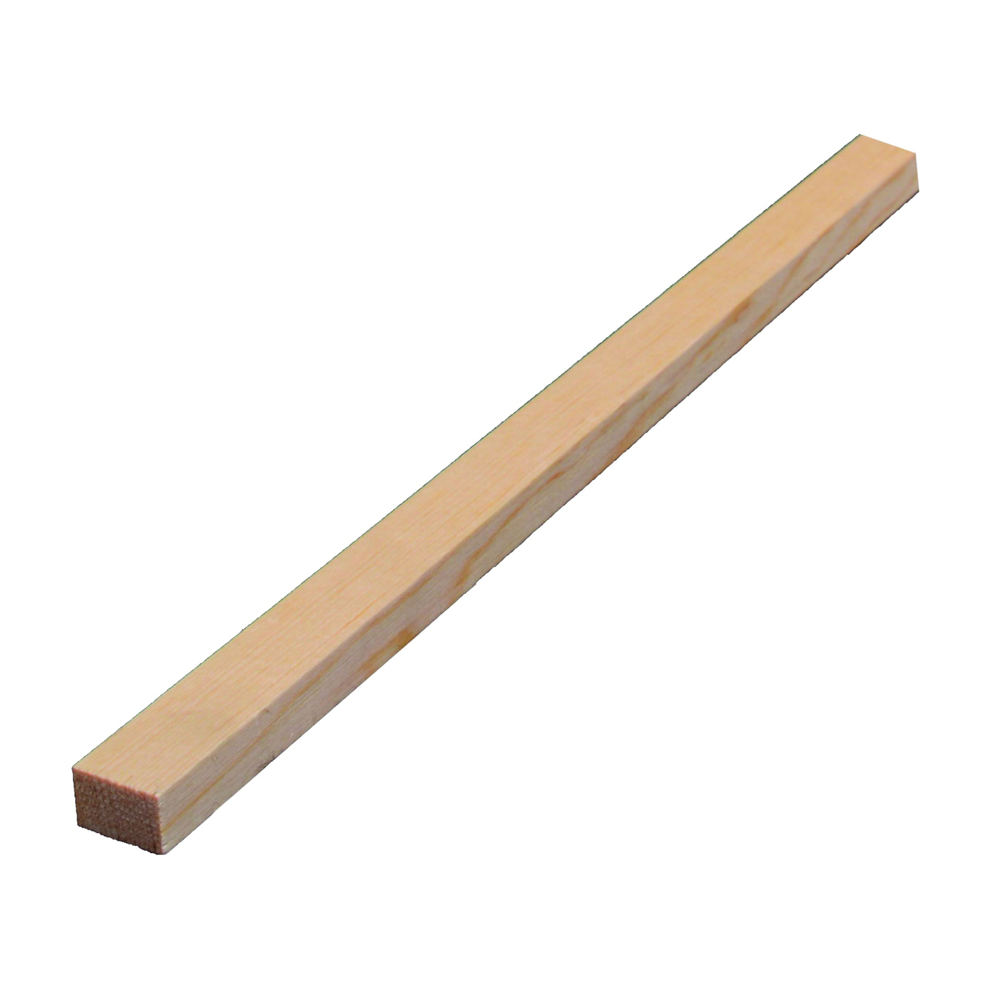 Picture of ALEXANDRIA Moulding 0W254-20096C1 Parting Stop Molding, 8 ft L, 3/4 in W, Pine