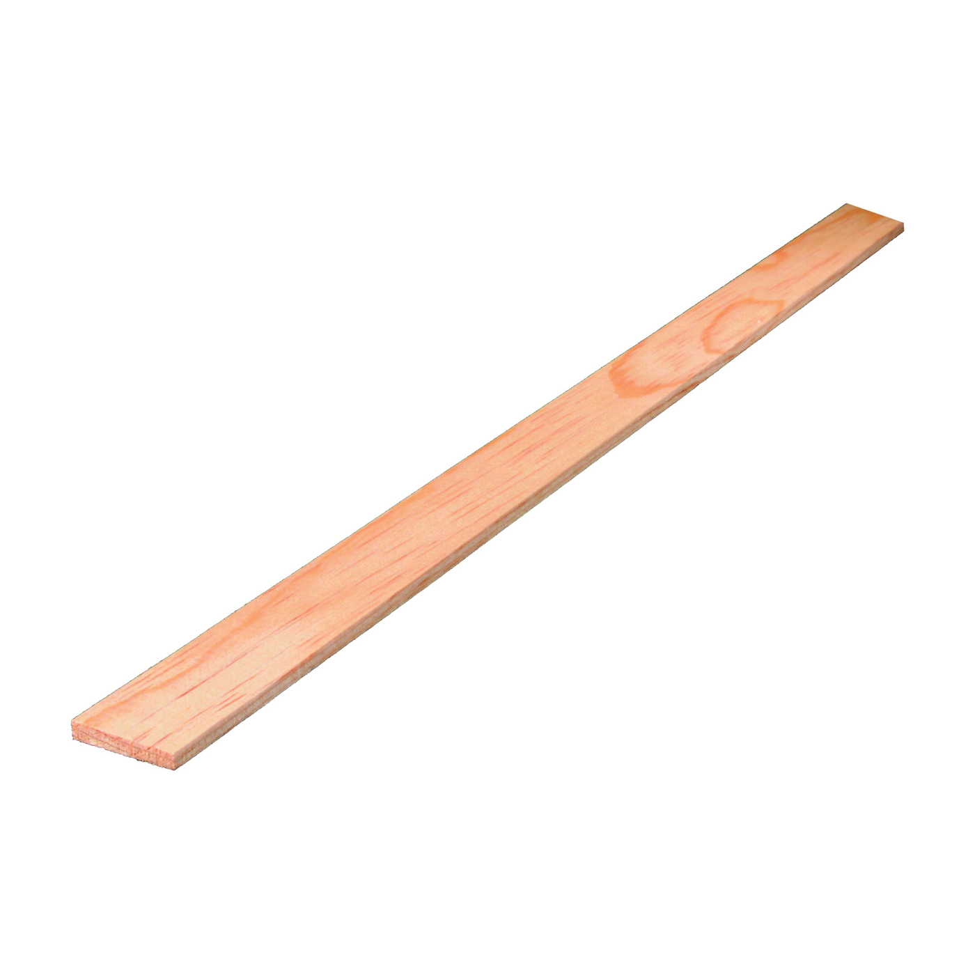 Picture of ALEXANDRIA Moulding 0W267-20096C1 Lattice Molding, 96 in L, 1-3/8 in W, Wood