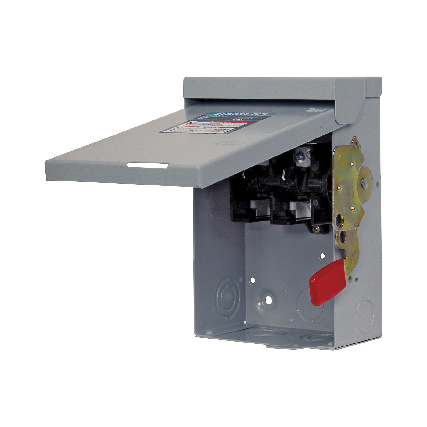 Picture of Siemens LNF222RU Safety Switch, 2-Pole, 60 A, 240 V, Lug Terminal