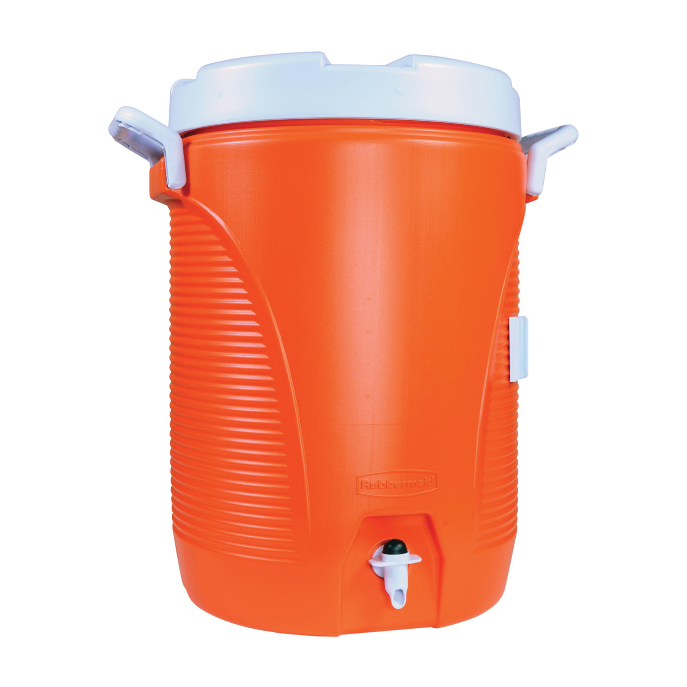 Picture of Rubbermaid 1840999 Water Cooler, 5 gal Cooler, Polyethylene, Orange