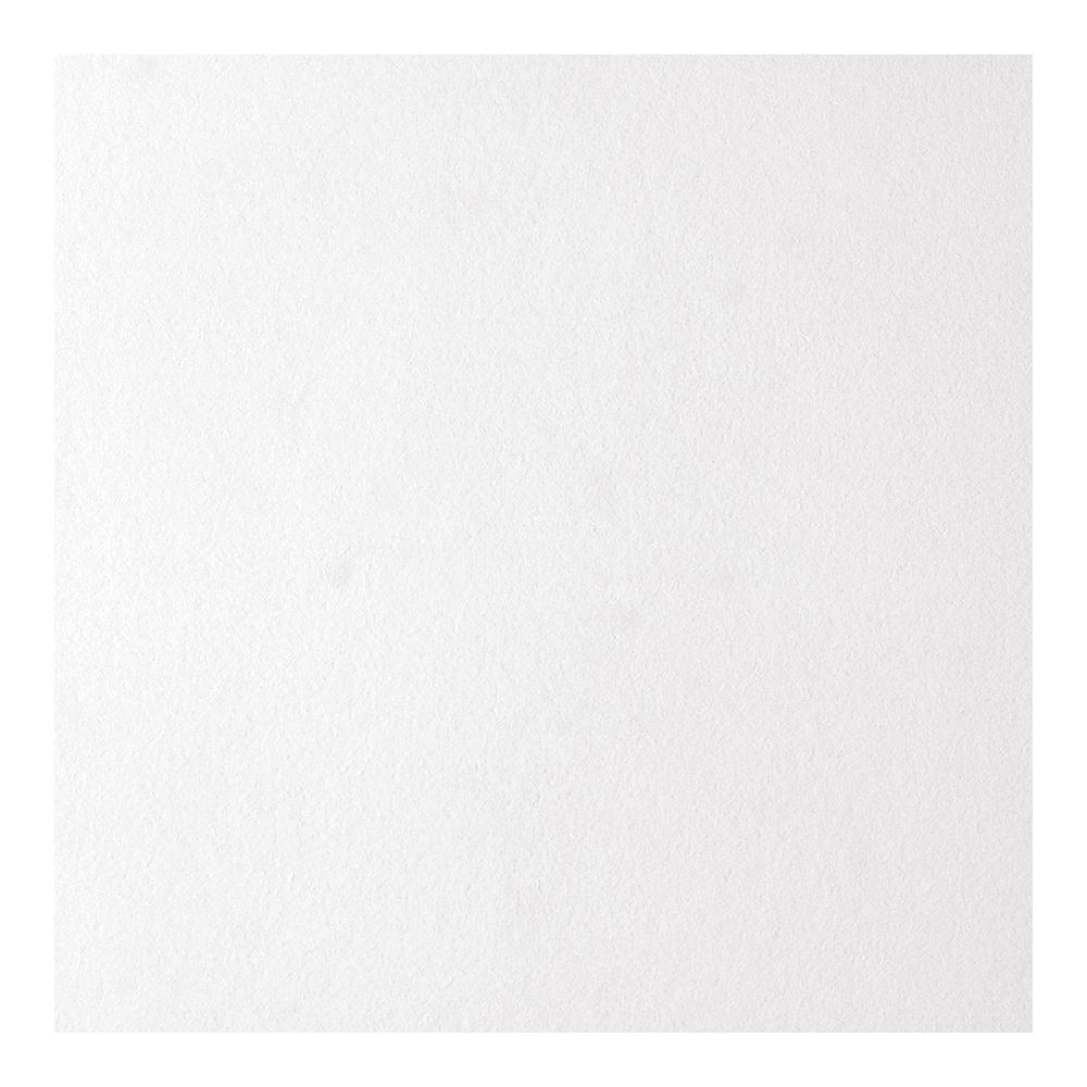 Picture of USG 4290 Ceiling Tile, 12 in L, 12 in W, Custom Pattern, Staple Flange Edge, Wood, White