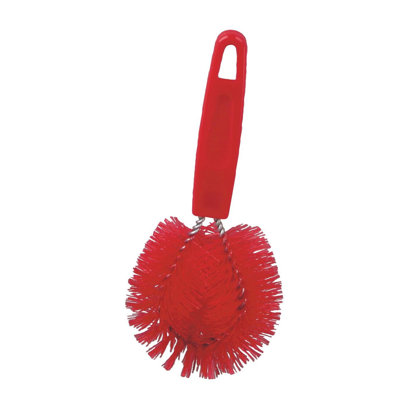 Picture of BIRDWELL 240-48 Vegetable/Dish Brush, Polypropylene Bristle, Polypropylene Handle, Assorted