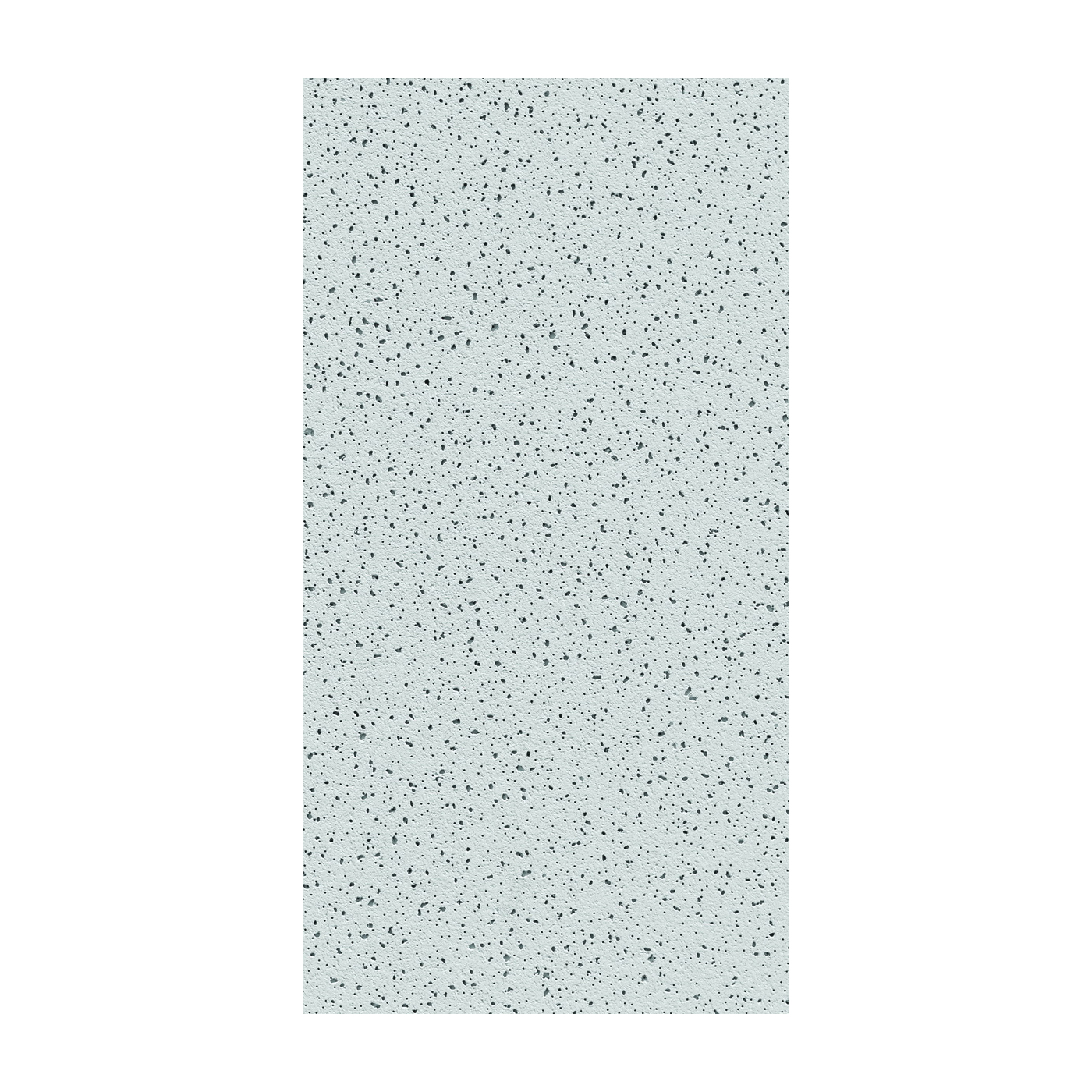 Picture of USG RADAR R2315 Ceiling Panel, 2 ft L, 2 ft W, 5/8 in Thick, Fiberboard, White