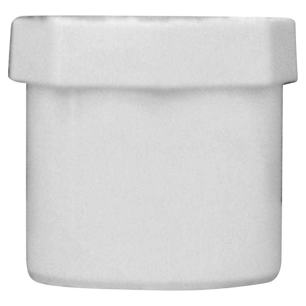 Picture of GENOVA 31827 Pipe Plug, 3/4 in, Spigot, PVC, White, SCH 40 Schedule