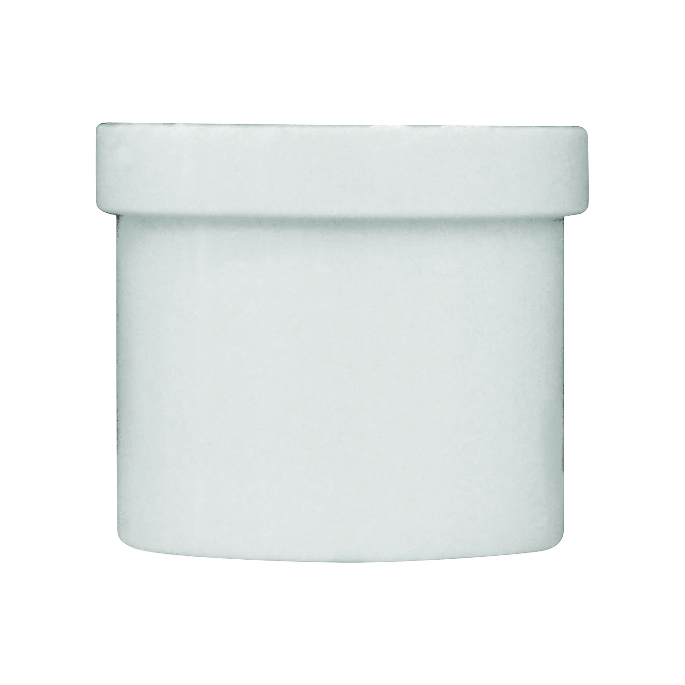 Picture of GENOVA 31830 Pipe Plug, 1 in, Spigot, PVC, White, SCH 40 Schedule