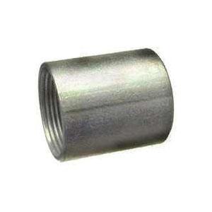 Picture of Halex 96402 Rigid Conduit Coupling, 1/2 in Trade, Threaded, Zinc