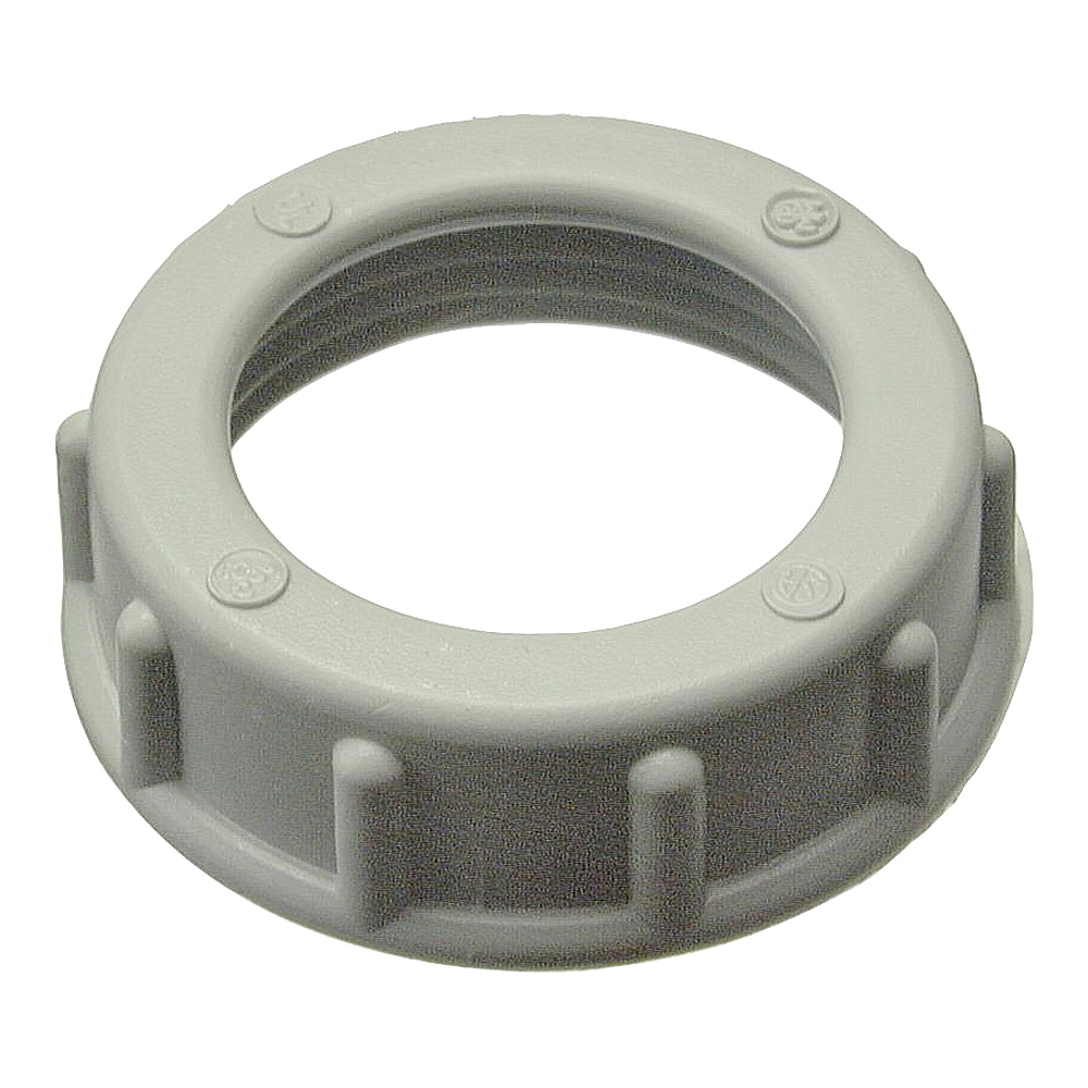 Picture of Halex 97521 Conduit Bushing, 1/2 in Trade, Thermoplastic