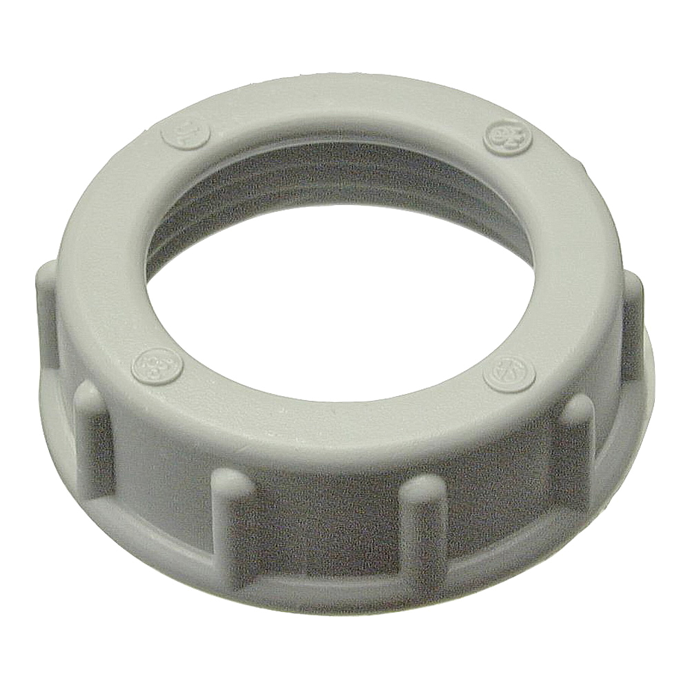 Picture of Halex 97522 Conduit Bushing, 3/4 in Trade, Thermoplastic