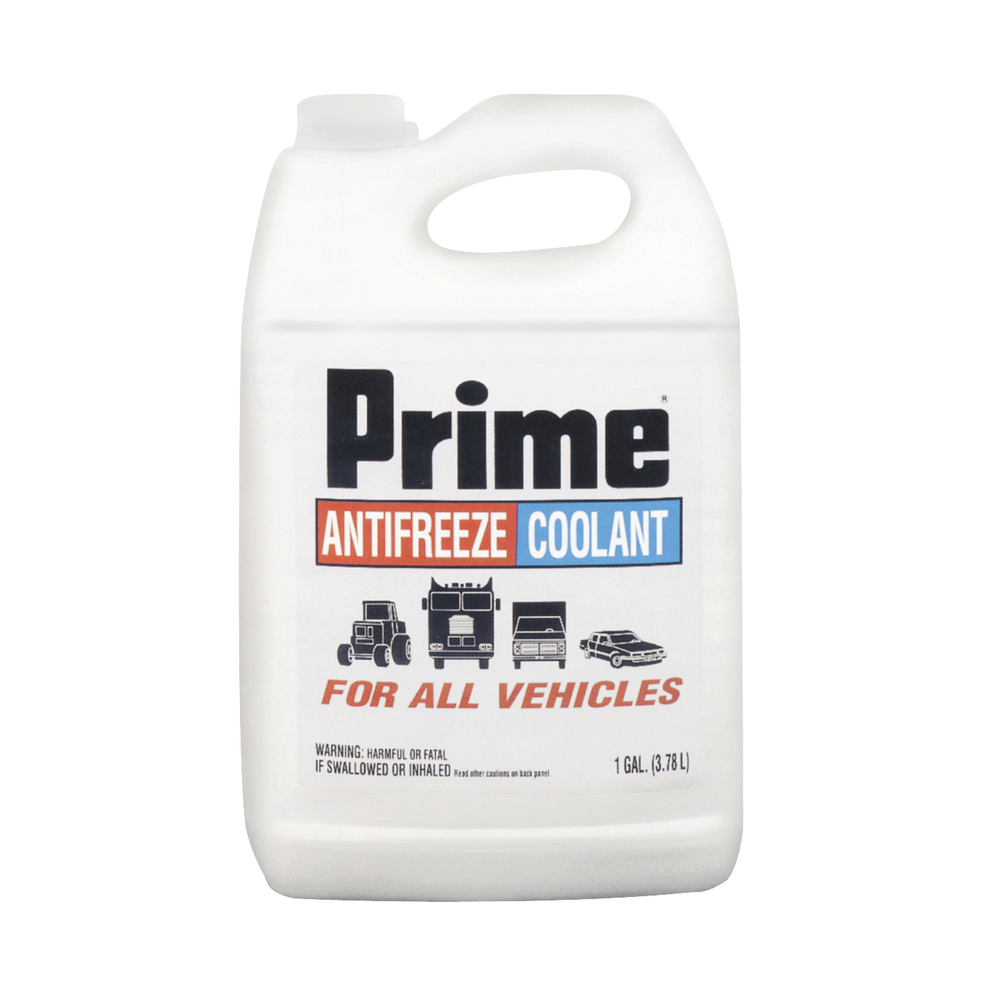 Picture of Prestone AF3000 Coolant Green/Yellow, 1 gal Package, Characteristic, Green/Yellow