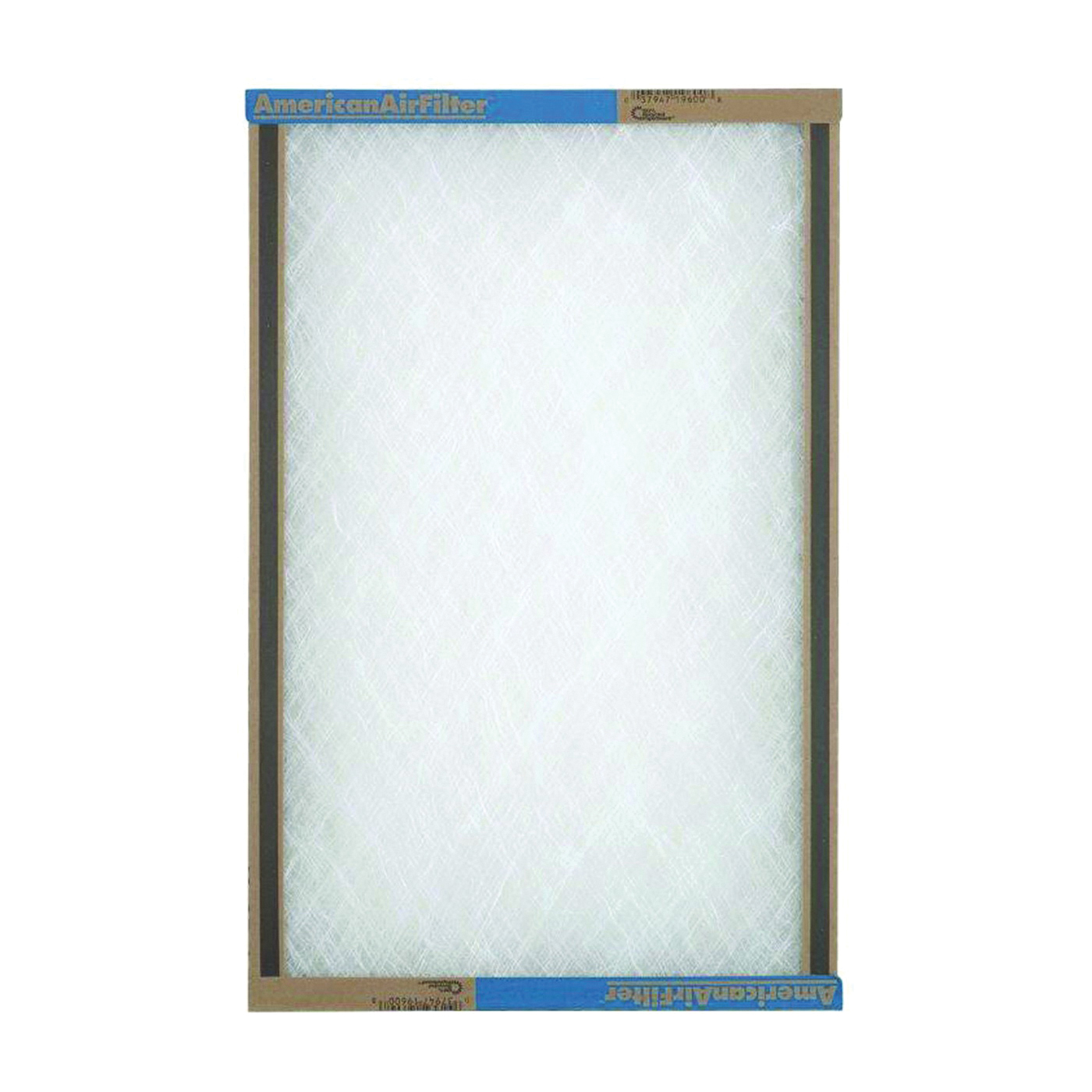 Picture of AAF 118201 Panel Filter, 20 in L, 18 in W, Chipboard Frame