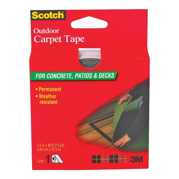 Picture of Scotch CT3010DC Carpet Tape, 40 ft L, 1.4 in W