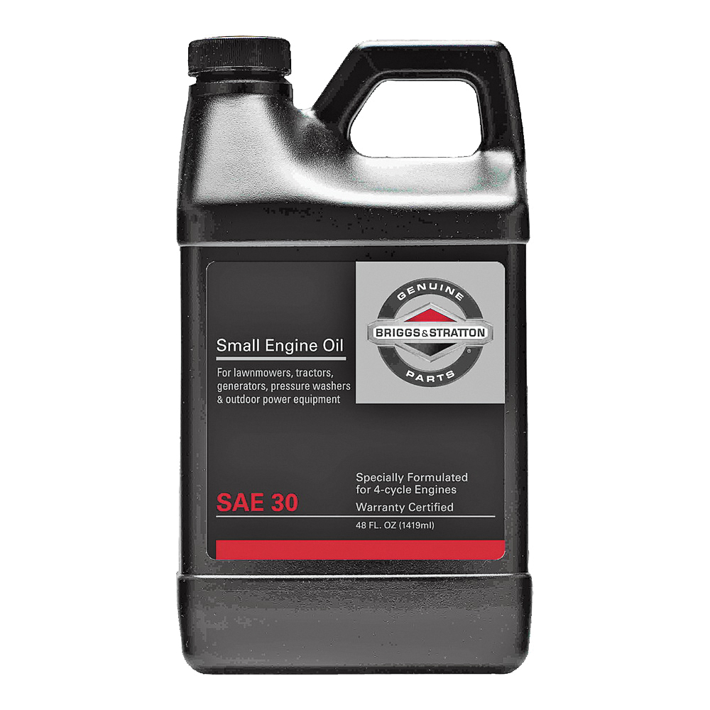 Picture of BRIGGS & STRATTON 100028 Engine Oil, 30W, 48 fl-oz Package