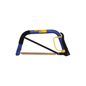 Picture of IRWIN ProTouch 218HP-300 Bow/Hacksaw, 12 in L Blade, 8/18 TPI, Steel Handle