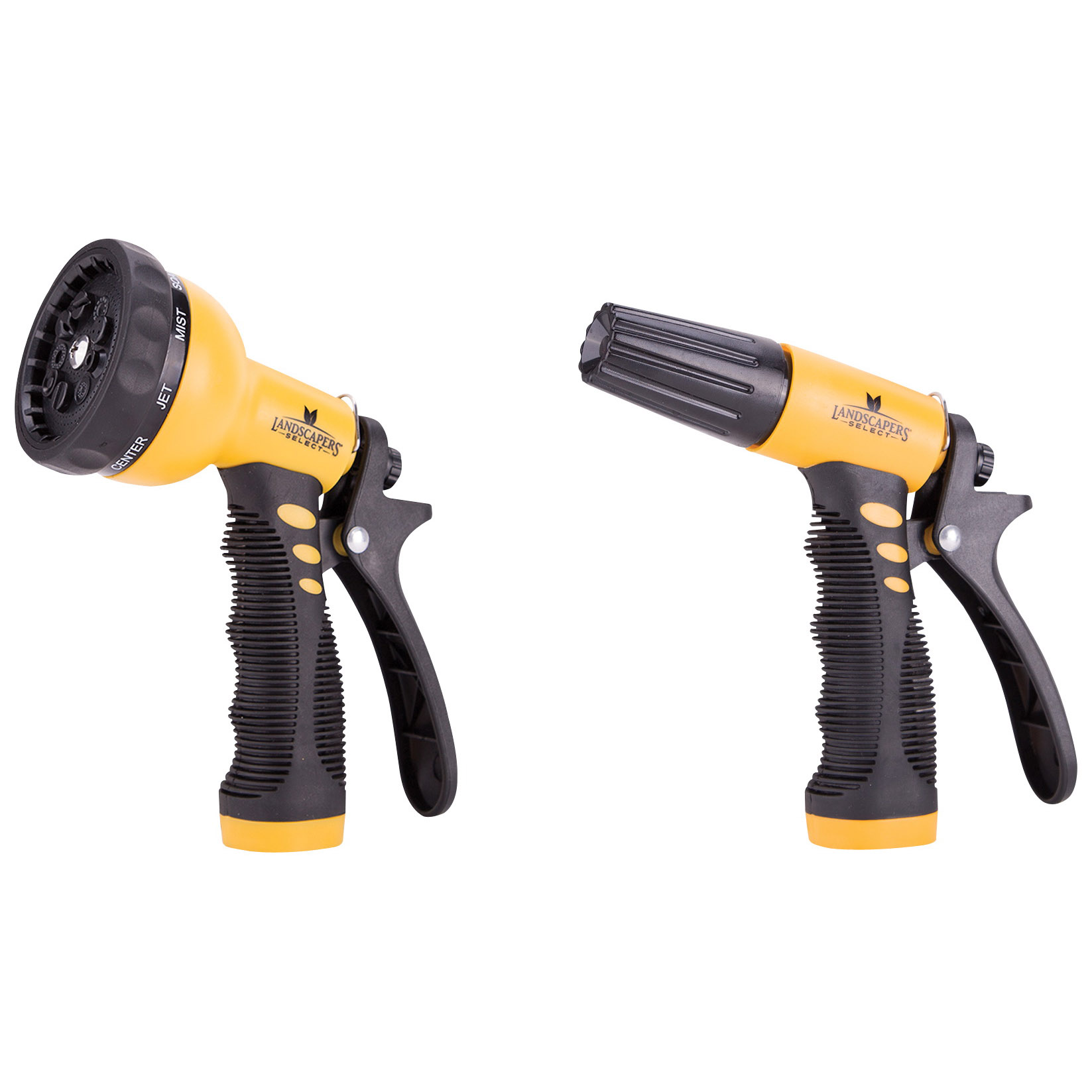Picture of Landscapers Select GN43451+GN1945 Spray Nozzle Set, Female, Plastic, Yellow