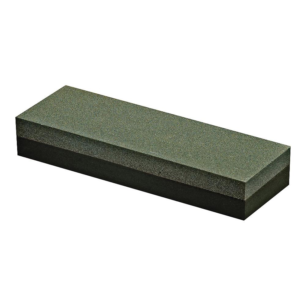 Picture of NORTON 85445 Benchstone, 5 in L, 2 in W, 3/4 in Thick, 280 um Grit, Coarse/Fine, Silicone Carbide Abrasive