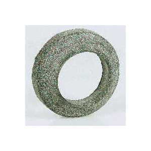 Picture of HARVEY 070030 Tank/Bowl Gasket, 2-1/8 in ID x 3-1/2 in OD Dia, Sponge Rubber, For: Closed Couple Toilets