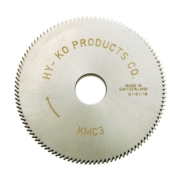 Picture of HY-KO KMC3 Key Machine Cutter Blade, For: Ilco KD50, 025, 045 Key Machines