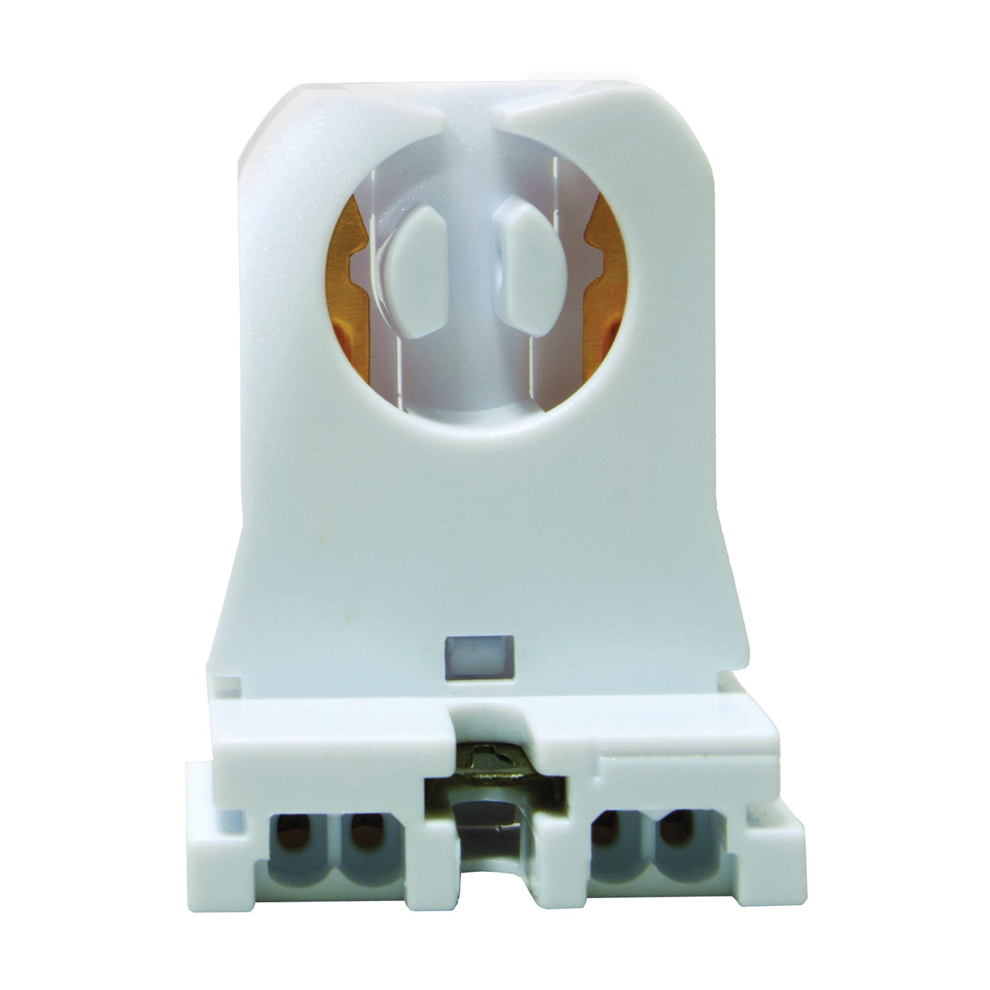Picture of Eaton Wiring Devices 2510W-BOX Lamp Holder, 600 VAC, 660 W, White