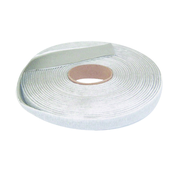 Picture of US Hardware R-010B Putty Tape, 3/4 in W, 30 ft L, 1/8 in Thick, Butyl, Gray