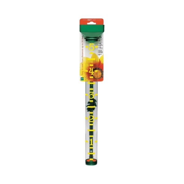 Picture of EZRead 820-1002 Rain Gauge, 5 in, Yellow