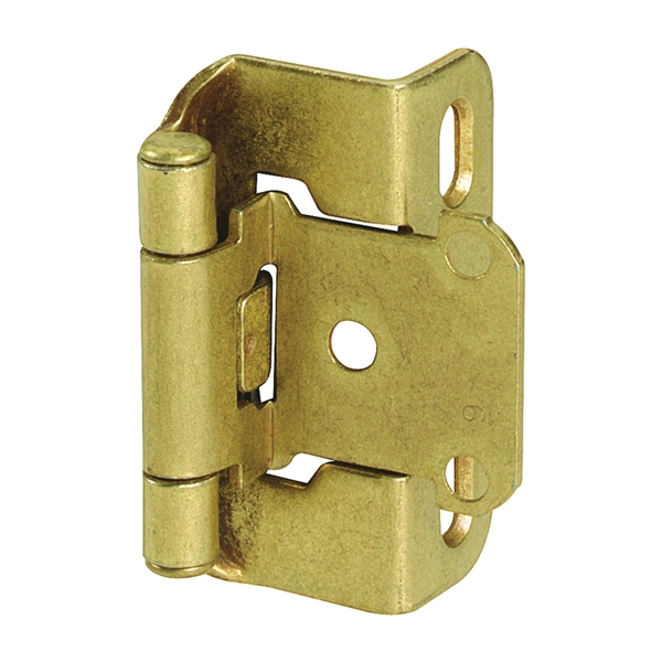 Picture of Amerock BPR7550BB Cabinet Hinge, Burnished Brass