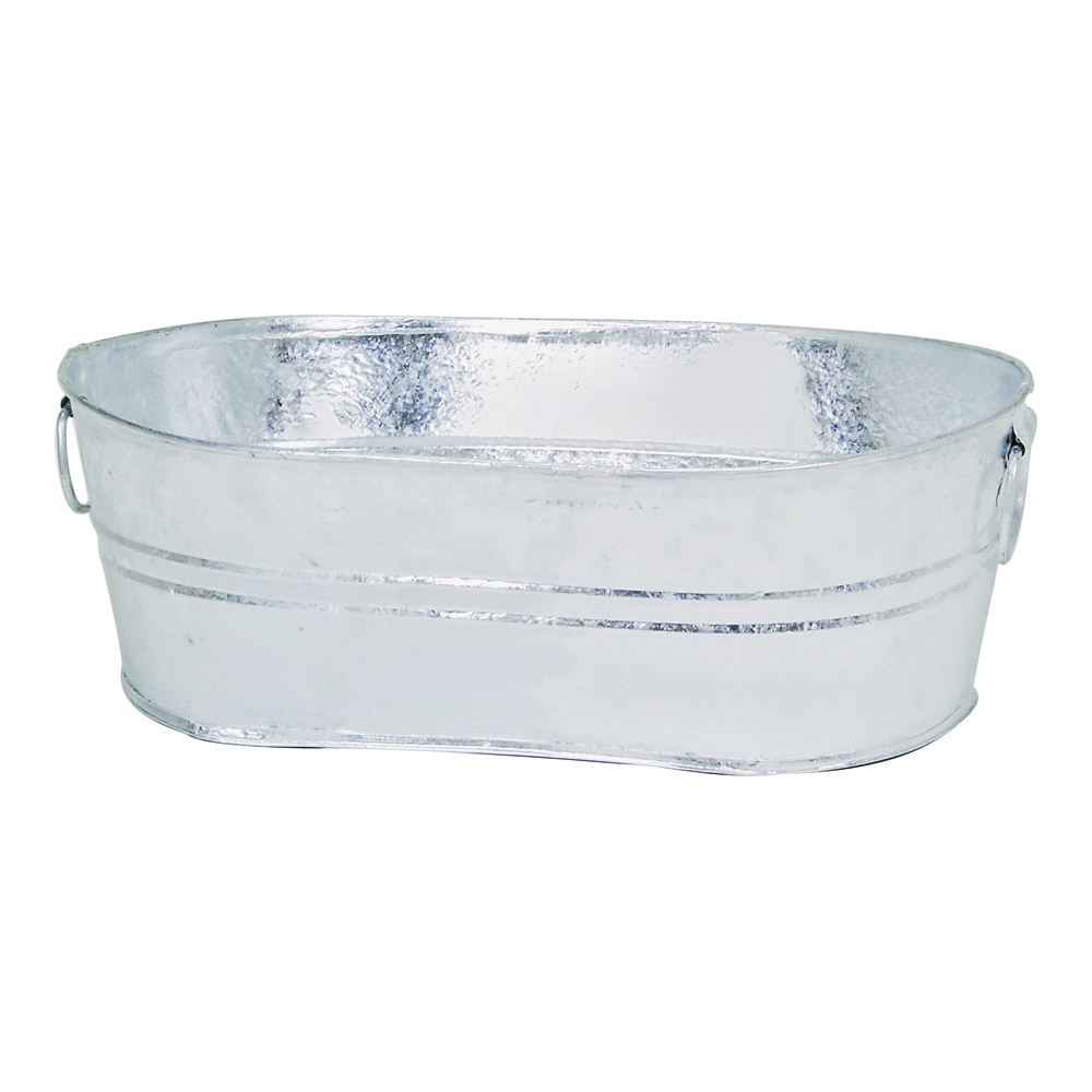 Picture of Behrens 00-0V Wash Tub, 4 gal Capacity, Steel