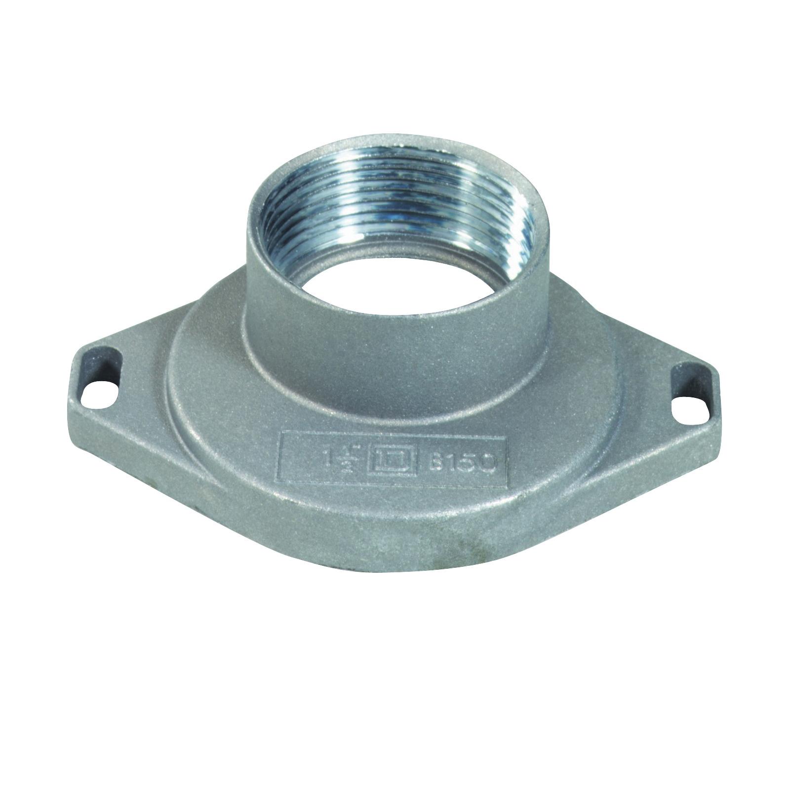 Picture of Square D B150 Conduit Hub, 1-1/2 in, Aluminum