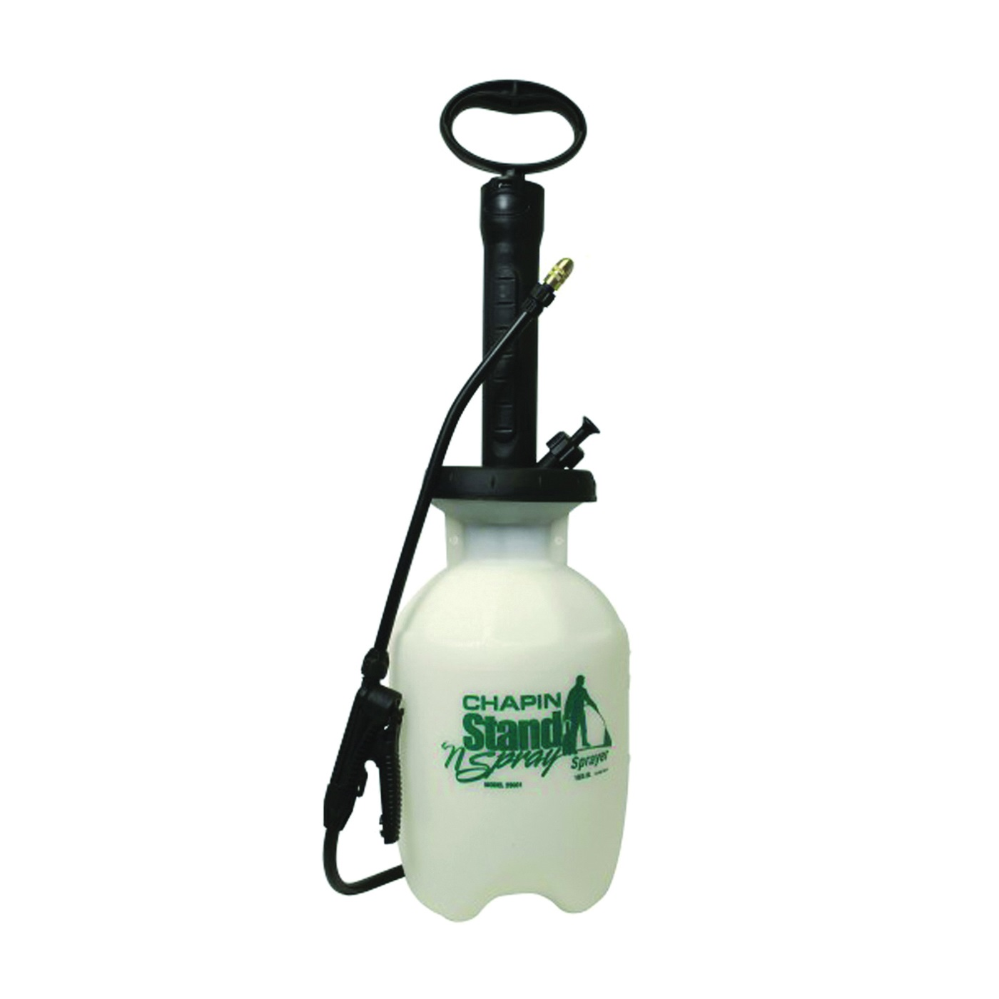 Picture of CHAPIN Stand 'N Spray 29001 Sprayer, 1 gal Tank, Poly Tank, 34 in L Hose